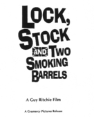 Lock Stock And Two Smoking Barrels - Logo (xs thumbnail)