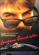 Risky Business - German Movie Poster (xs thumbnail)
