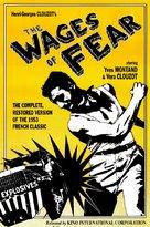 Le salaire de la peur - Movie Poster (xs thumbnail)