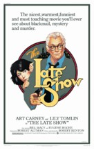 The Late Show - poster (xs thumbnail)