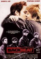 Backbeat - German Movie Poster (xs thumbnail)