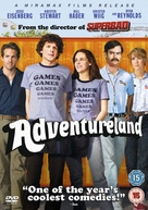 Adventureland - British Movie Cover (xs thumbnail)