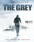 The Grey - Blu-Ray movie cover (xs thumbnail)