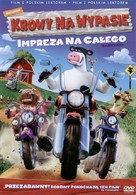 Barnyard - Polish Movie Cover (xs thumbnail)