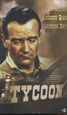Tycoon - VHS cover (xs thumbnail)