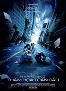 The Happening - Vietnamese Movie Poster (xs thumbnail)