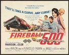Fireball 500 - Movie Poster (xs thumbnail)