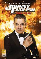 Johnny English Reborn - Danish DVD cover (xs thumbnail)