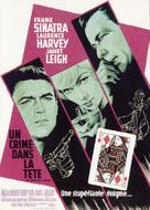The Manchurian Candidate - French Movie Poster (xs thumbnail)