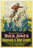 Durand of the Bad Lands - Movie Poster (xs thumbnail)