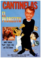 El padrecito - Spanish Movie Poster (xs thumbnail)