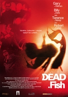 Dead Fish - Croatian Movie Poster (xs thumbnail)