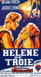 Helen of Troy - French Movie Poster (xs thumbnail)