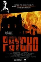 Psycho - Movie Poster (xs thumbnail)