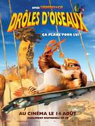 Zambezia - French Movie Poster (xs thumbnail)