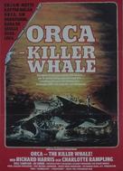 Orca - Swedish Movie Poster (xs thumbnail)