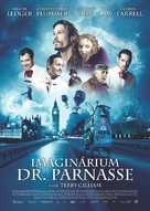The Imaginarium of Doctor Parnassus - Czech Movie Poster (xs thumbnail)