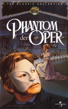Phantom of the Opera - German Movie Cover (xs thumbnail)