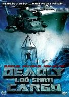 Cámara oscura - Czech DVD cover (xs thumbnail)