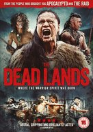 The Dead Lands - British DVD cover (xs thumbnail)