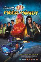 Het geheim van Mega Mindy - Belgian Movie Poster (xs thumbnail)