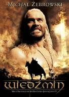 Wiedzmin - Polish Movie Poster (xs thumbnail)