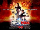 Spy Kids: All the Time in the World in 4D - British Movie Poster (xs thumbnail)