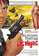 Las Vegas, 500 millones - German Movie Poster (xs thumbnail)
