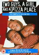 """""""Two Guys, a Girl and a Pizza Place"""" - British DVD movie cover (xs thumbnail)"""
