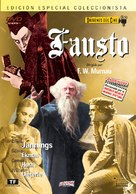 Faust - Spanish DVD movie cover (xs thumbnail)
