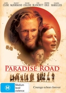 Paradise Road - Australian Movie Cover (xs thumbnail)