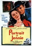 Portrait of Jennie - Movie Poster (xs thumbnail)