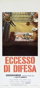 Jackson County Jail - Italian Movie Poster (xs thumbnail)