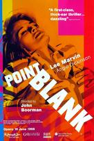Point Blank - British Re-release poster (xs thumbnail)