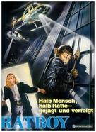 Ratboy - German Movie Poster (xs thumbnail)