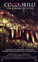 Primeval - Spanish Movie Poster (xs thumbnail)