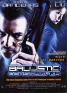 Ballistic - Thai Movie Poster (xs thumbnail)