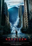 Geostorm - Portuguese Movie Poster (xs thumbnail)