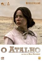 Meek's Cutoff - Portuguese Movie Cover (xs thumbnail)