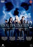 Final Destination 2 - Danish DVD movie cover (xs thumbnail)