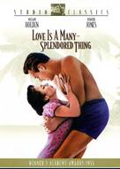 Love Is a Many-Splendored Thing - Movie Cover (xs thumbnail)