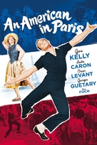 An American in Paris - DVD cover (xs thumbnail)