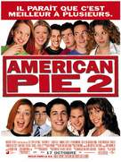 American Pie 2 - French Movie Poster (xs thumbnail)