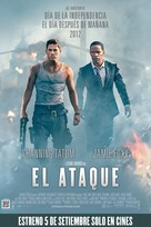 White House Down - Argentinian Movie Poster (xs thumbnail)