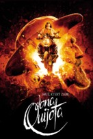 The Man Who Killed Don Quixote - Czech Movie Cover (xs thumbnail)