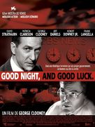 Good Night, and Good Luck. - French Movie Poster (xs thumbnail)