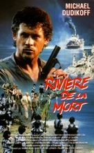 River of Death - French VHS movie cover (xs thumbnail)