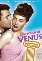 One Touch of Venus - DVD cover (xs thumbnail)