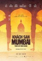 Hotel Mumbai - Vietnamese Movie Poster (xs thumbnail)