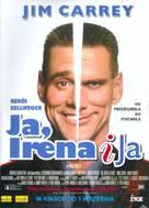 Me, Myself & Irene - Polish Movie Poster (xs thumbnail)